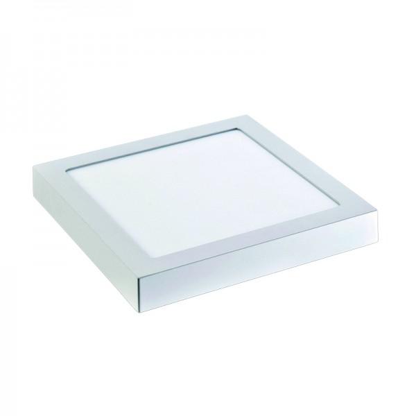 LED Mounted Panel 24watt Τετράγωνο 4000Κ Φυσικό Λευκό (2.24.03.2)