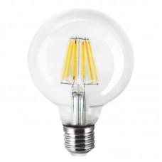 Ε27 LED Filament G80 8watt (7.27.08.39.1)