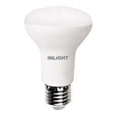 E27 LED R63 8watt 3000Κ Θερμό Λευκό (7.27.08.08.1)