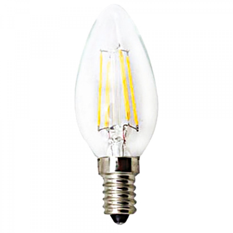 E14 LED Filament C35 5watt Dimmable