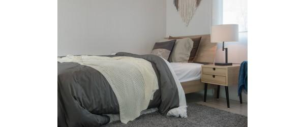 Μοναδικές προτάσεις για ένα σύγχρονο υπνοδωμάτιο