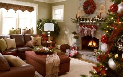 Η χριστουγεννιάτικη διακόσμηση